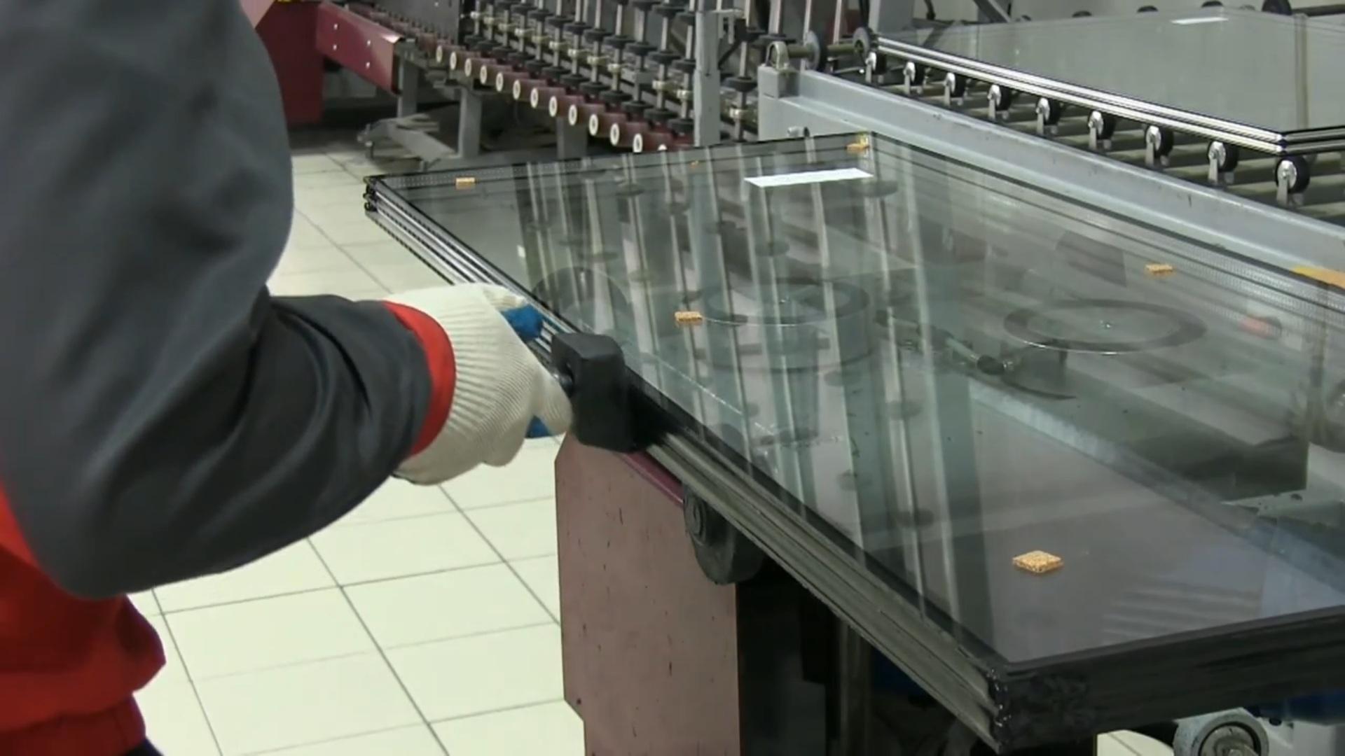 Оборудование стеклопакетов